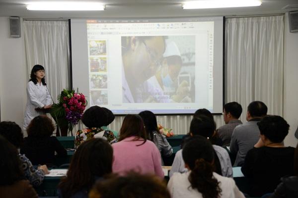 我会组织的省市级继续医学教育《新生儿常见病治疗策略研讨班》圆满结束