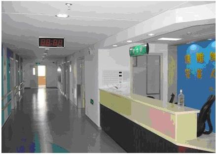我会外科病房装修改造工程顺利结束